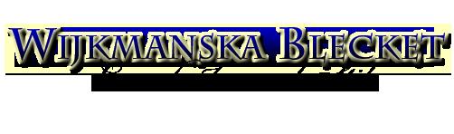 Wijkmanska Blecket - en orkester med stil
