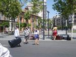 Roddning till spelning i Sevilla